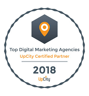 UpCidy Certified Partner 2018 - Top Digital Marketing Agencies