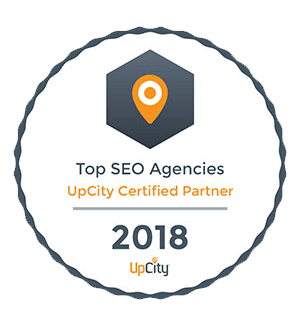 UpCidy Certified Partner 2018 - Top SEO Agencies